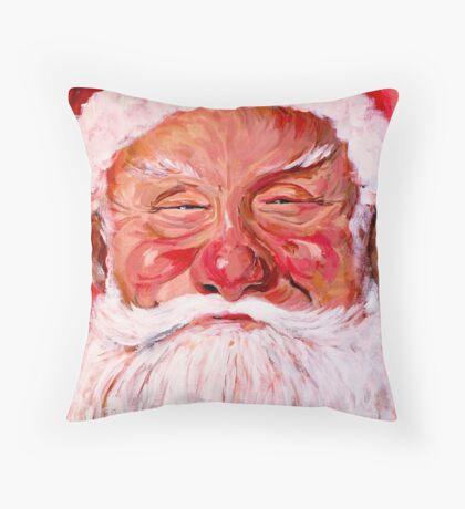Santa Claus Floor Pillow