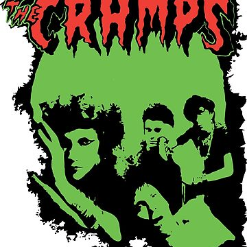The Cramps Punk Rock Band by neonfuture