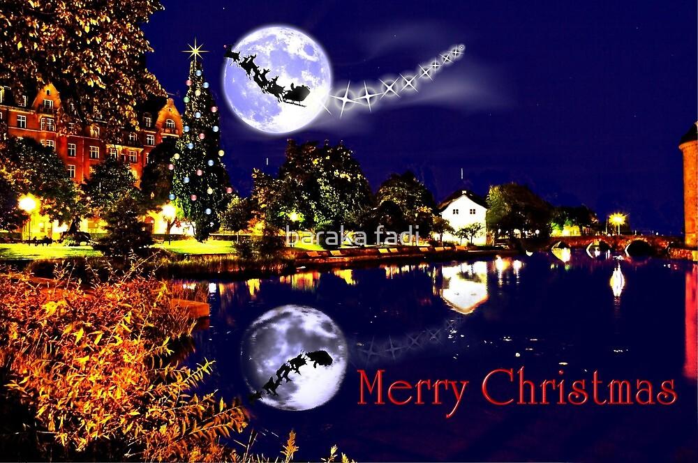 Merry Christmas by baraka fadi