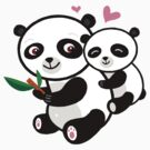 Panda Love by Terry Best