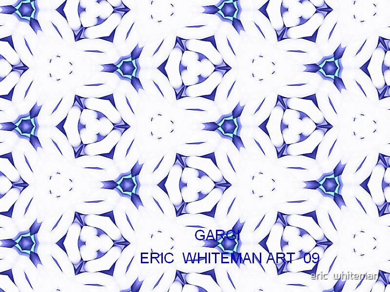 ( GARG 1 )  ERICWHITEMAN  ART  by eric  whiteman