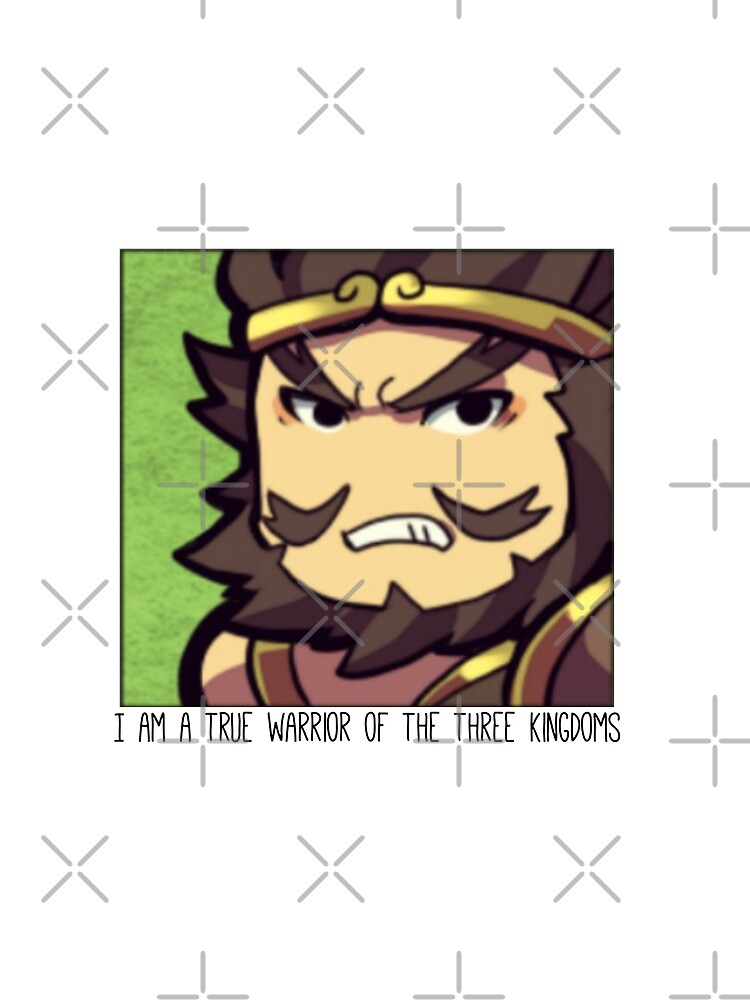Dynasty Warriors Zhang Fei of Shu chibi by dubukat