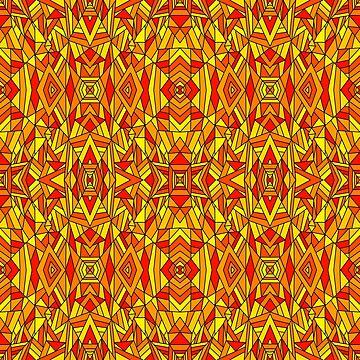 Sun Tiles by JoeGeraci