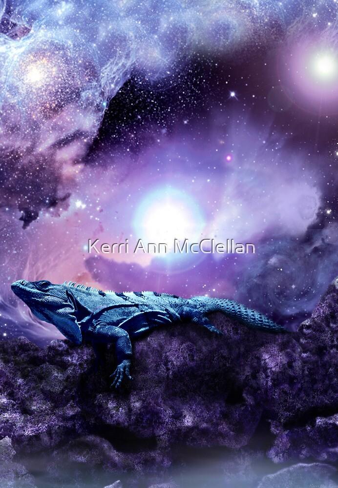 Wicked Lizard by Kerri Ann Crau