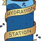 Hydration Station by Shayli Kipnis