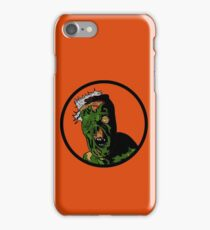 Harold the Ghoul iPhone Case/Skin