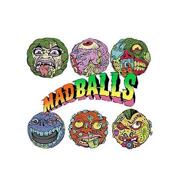 MADBALLS by pinkney