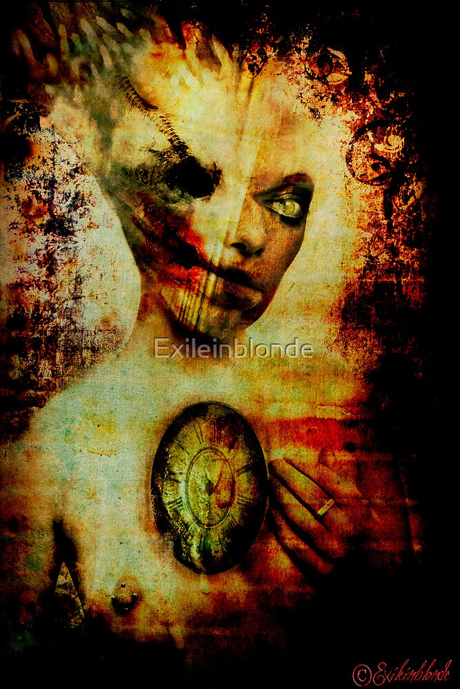 The Expired. by Exileinblonde
