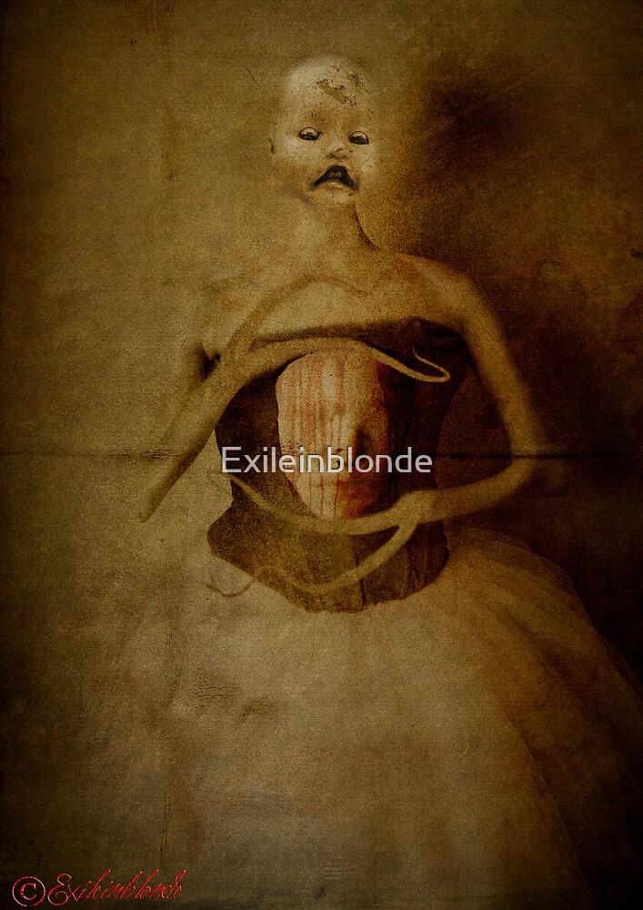 Poltergeist. by Exileinblonde