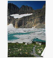 Melting Glacier Poster