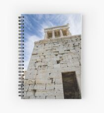 Acropolis Stones Spiral Notebook