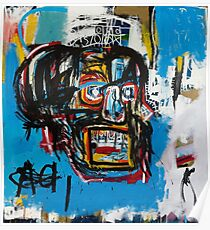 Jean-Michel Basquiat, Untitled (1982), Artwork, Tshirts, Posters, Prints, Tshirts, Men, Women, Kids Poster