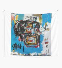 Jean-Michel Basquiat, Untitled (1982), Artwork, Tshirts, Posters, Prints, Tshirts, Men, Women, Kids Wall Tapestry