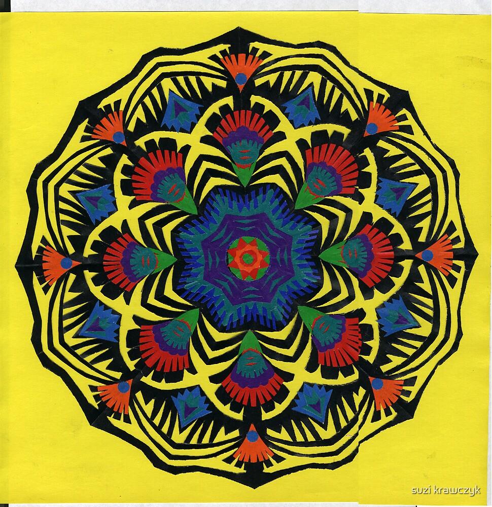 budgong gwiazda - star by suzi krawczyk