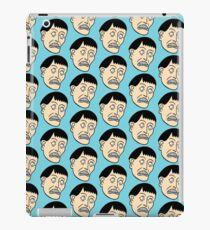 Looking down on the face of the earth iPad Case/Skin