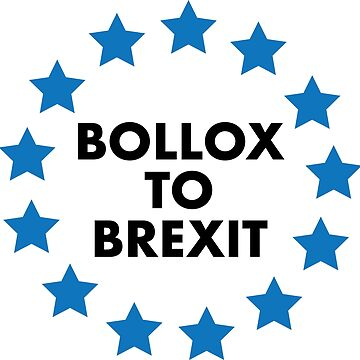 BOLLOX TO BREXIT by mildstorm