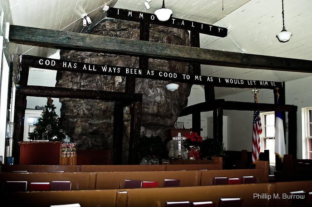 Sallie Howard Memorial Chapel by Phillip M. Burrow
