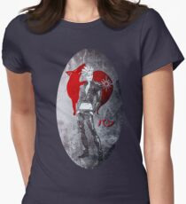 Ban The Fox Sin Women's Fitted T-Shirt