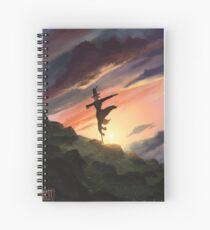 Howl's Scarecrow Spiral Notebook