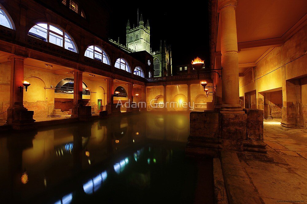 Thermal Baths at Bath by Adam Gormley