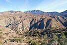 Santa Rosa Mountains by Tori Snow