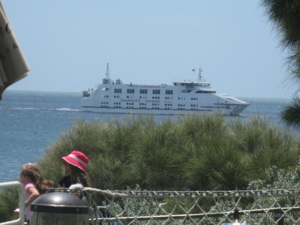 Ferry Me to a Summer Christmas by GemmaWiseman