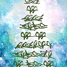CHRISTMAS TREE 2 by Tammera