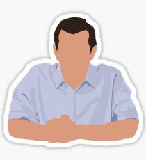 Phil Dunphy Sticker