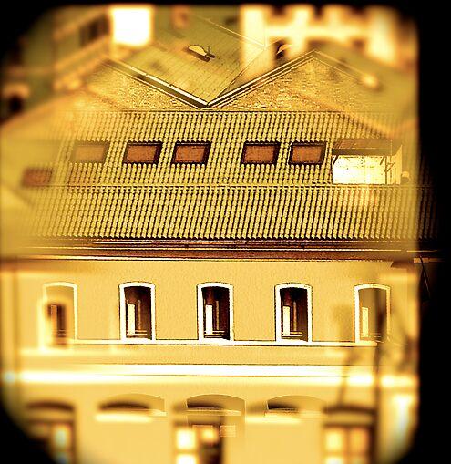 la casa gialla by chrissylong