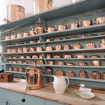 Copper Kitchen by CreativeEm