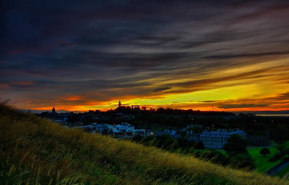 View on Edinburgh by NestorM