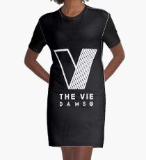 DAMSO VIE Graphic T-Shirt Dress