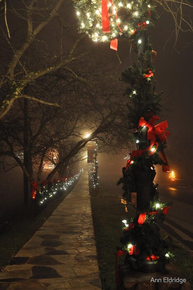 One Foggy Christmas Eve by Ann Eldridge