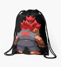 Puzzle Demon Drawstring Bag