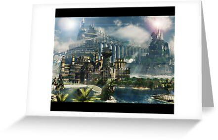 mira castle by zenati