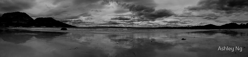 Freycinet National Park, Honeymoon Beach, Tasmania 2009 by Ashley Ng