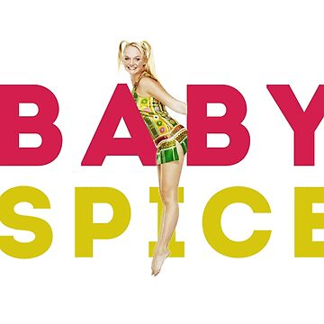 Baby Spice | Spice Girls by juliatleao