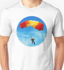 skydiving2 T-Shirt
