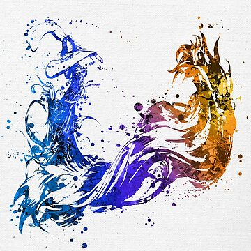 Final Fantasy X Splatter (Lite) by jsumm52