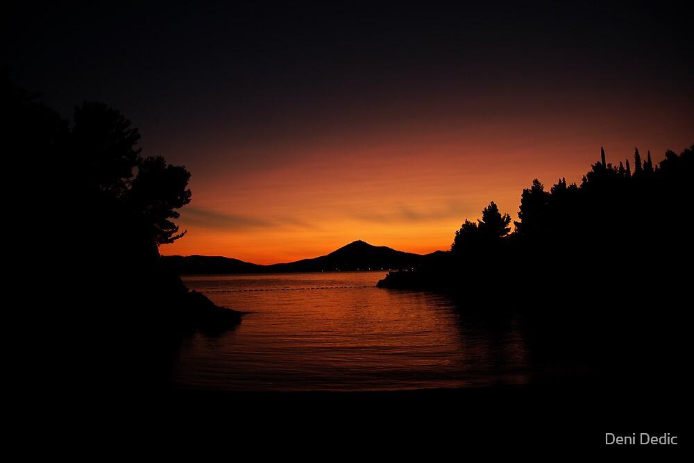 Private Sunset by Deni Dedic