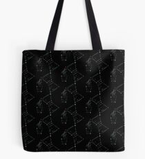 Coffee Constellation Tote Bag