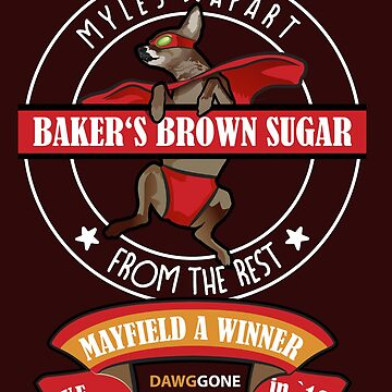 Baker's Browns Myles Apart From The Rest by dave-ulmrolls