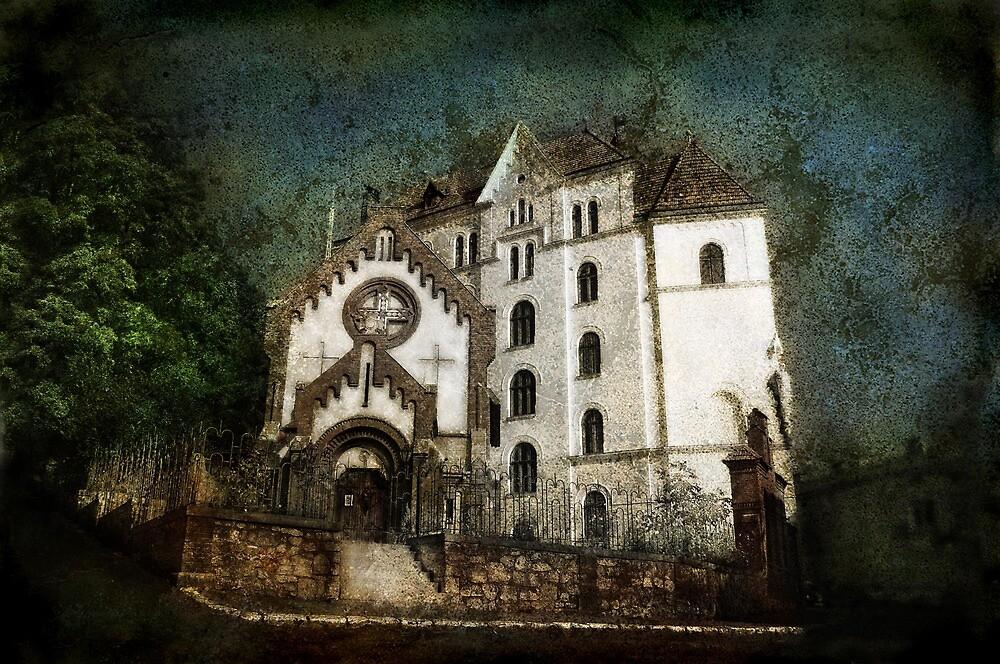 Old church by Braun