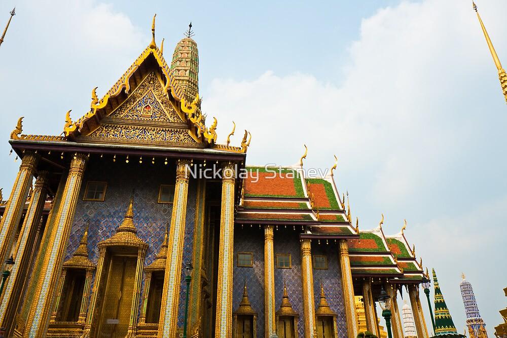 Bangkok Grand Palace by Nickolay Stanev