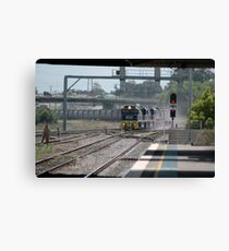 Coal Train - NSW Canvas Print