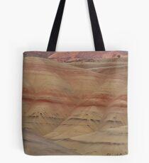 Oregon Painted Hills at Sunset Tote Bag