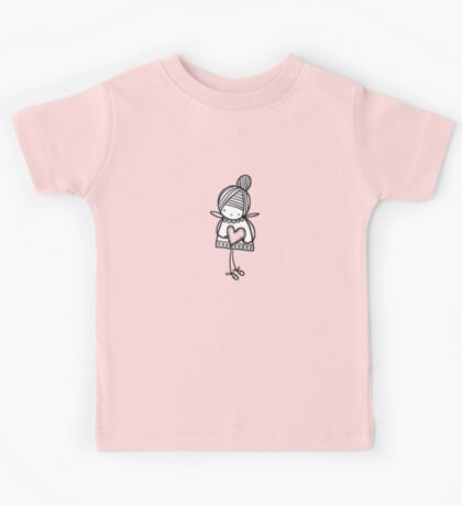 Fairy heart Kids Clothes