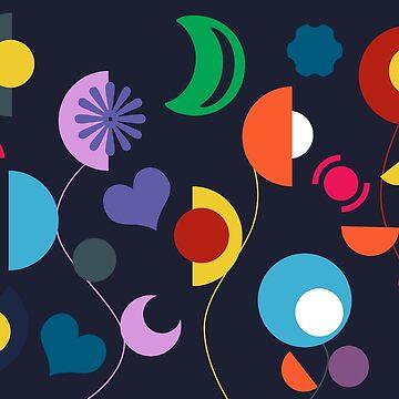 flowers colors by motiashkar