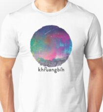 Khruangbin - The Universe Smiles Upon You (with logo) Unisex T-Shirt