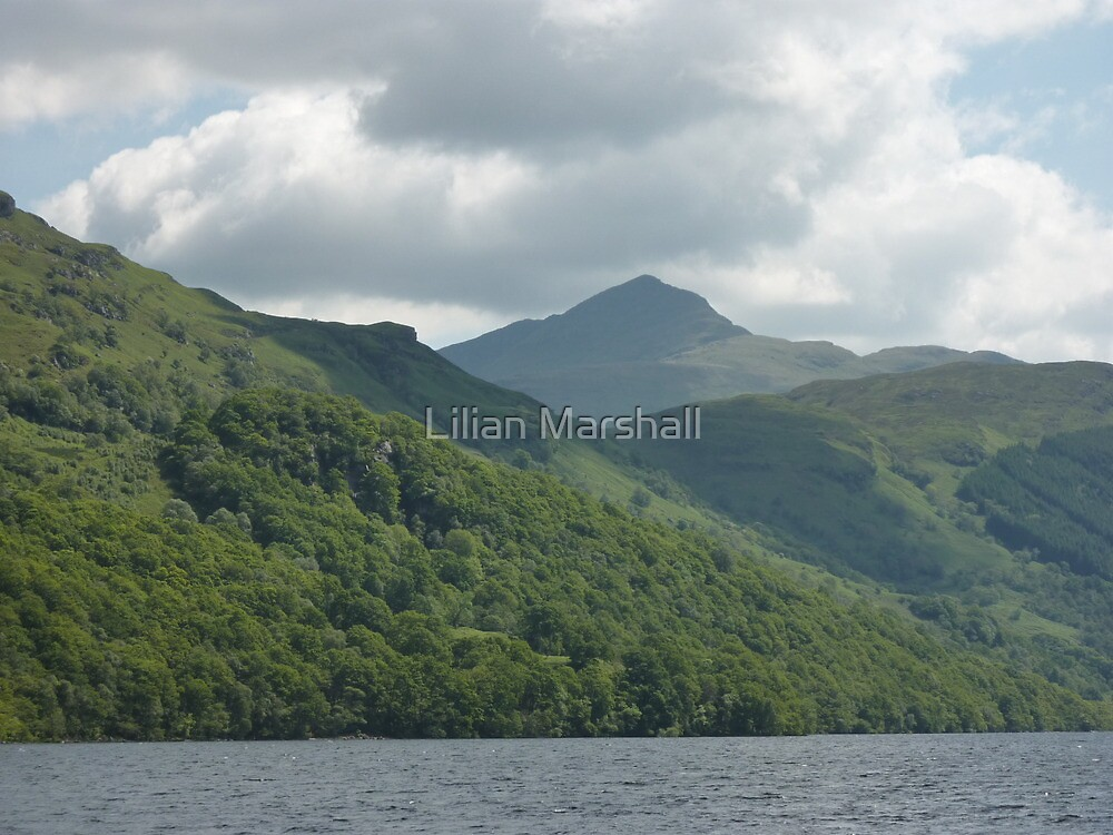 BEN LOMOND . by Lilian Marshall